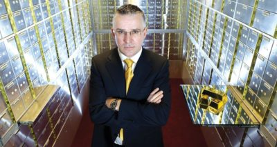Seamus Fahy founder of Safety Deposit Boxes