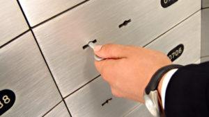 safe deposit box features