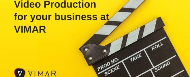 Video production VIMAR